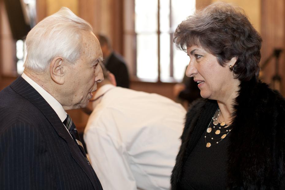 prof. Kolmer s Alenou Gajdůškovou