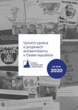Výroční zpráva o projevech antisemitismu v ČR za rok 2020