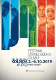 3. ročník Festivalu izraelského filmu KOLNOA