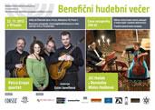 Benefiční hudební večer