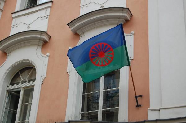 romska vlajka